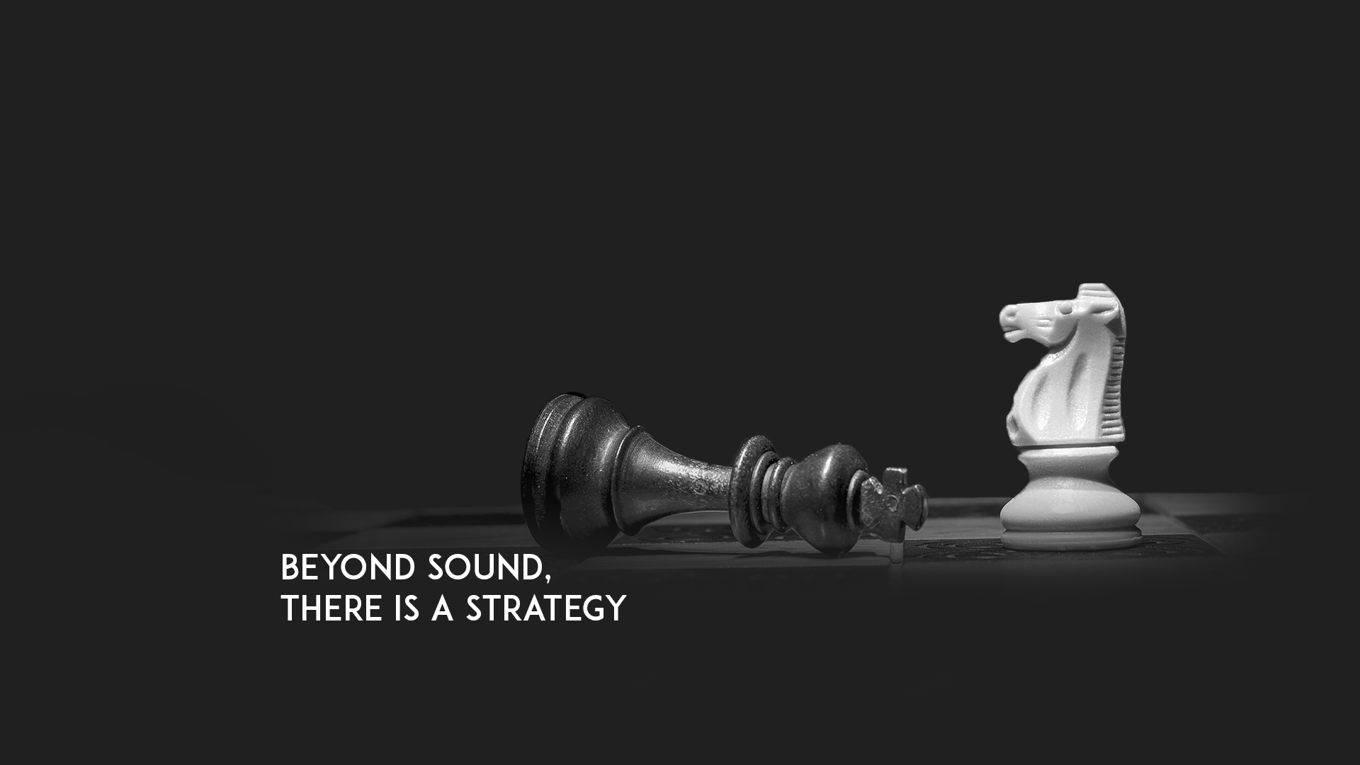 We make sonic branding based on your communication strategy
