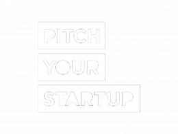 Pitch your Startup event Logo