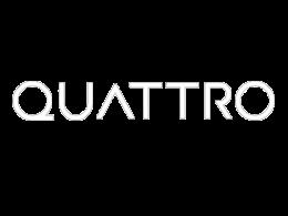Quattro creative communication agency logo